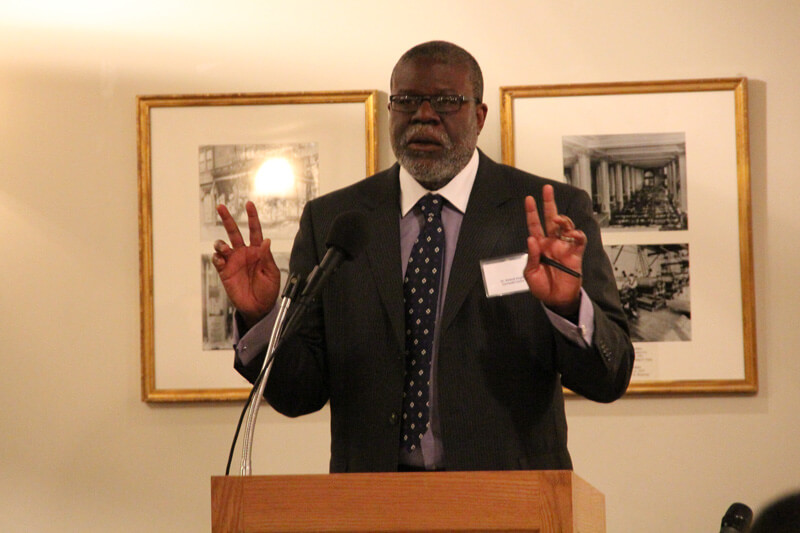 Joseph C. Cornwall Center Assess the Contributions of Leadership Newark