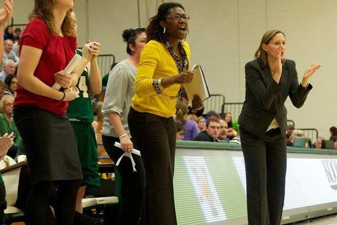 Leadership Newark Fellow, Devon Jefferson, Named Associate Coach for FDU Women's Basketball Team