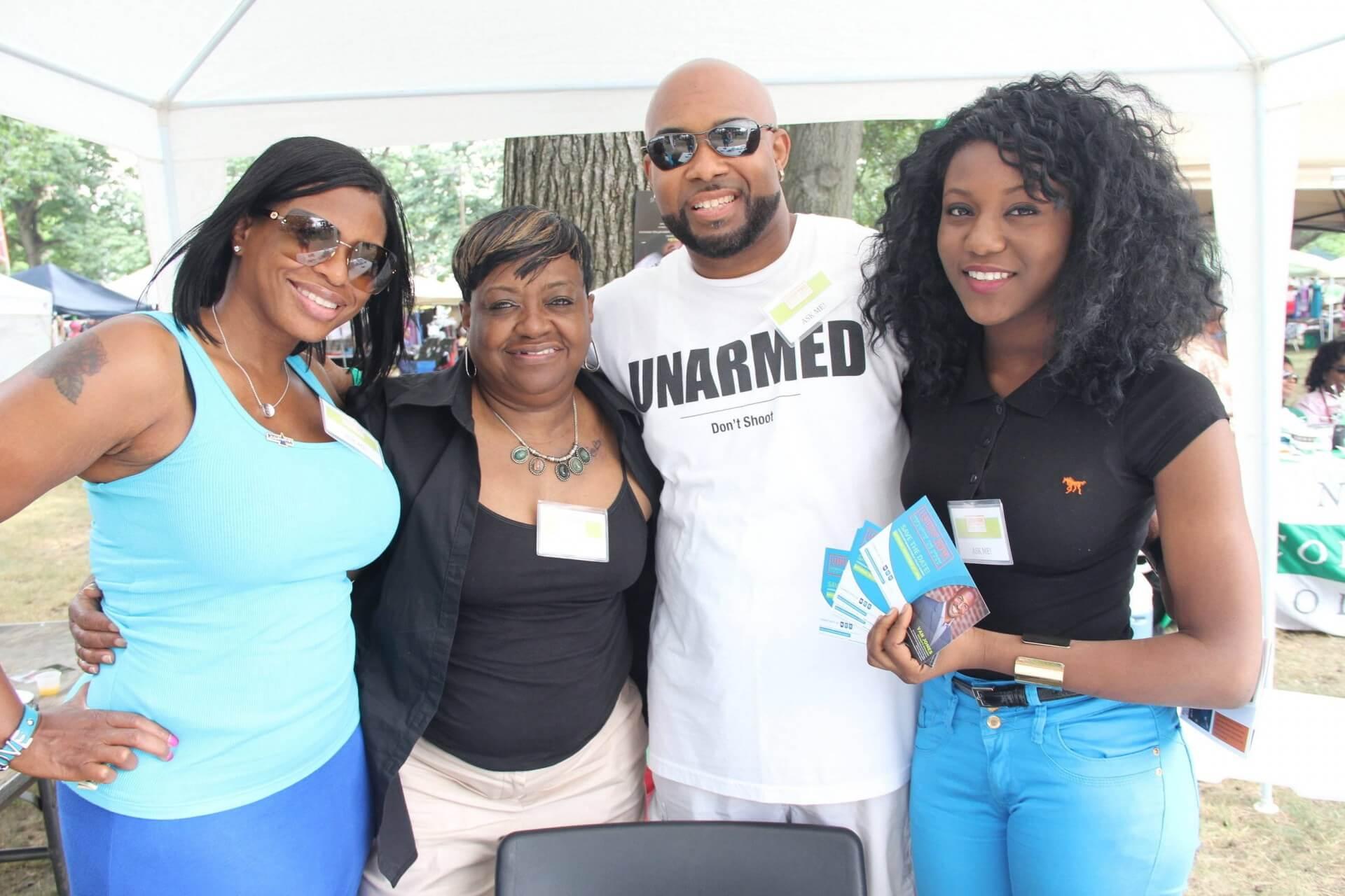 Leadership Newark Rocks The Lincoln Park Music Festival – Written By: Kim J. Ford