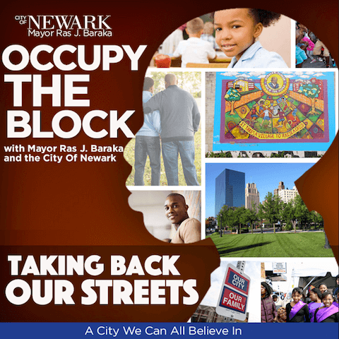 Occupation of Neighborhood Blocks Leads to Improved Public Safety
